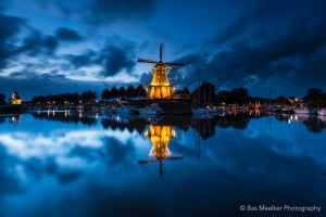 The Watchtower - Windmill The Hope, Dokkum, The Netherlands